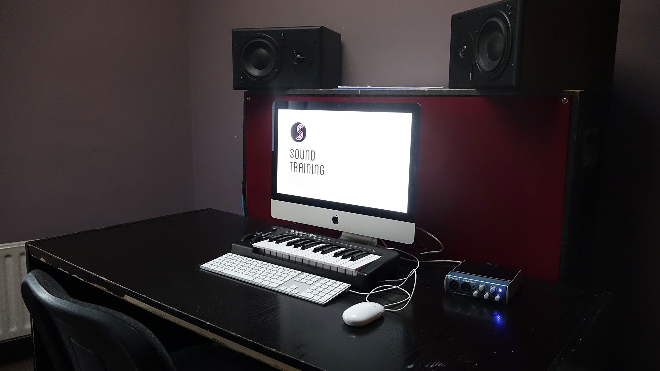 Music Production Facilities